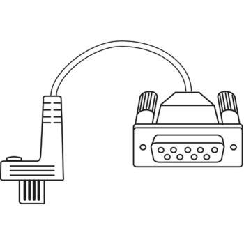Verbindungskabel Typ : MR - RS232 C