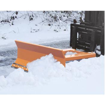 Schneeschieber Schildbreite 1500 mm, mit Gummischü