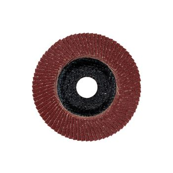Lamellenschleifteller 115 mm P 60, Normalkorund, S