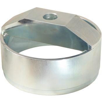 Druckglocke universal mit Bohrung M22 150.2134