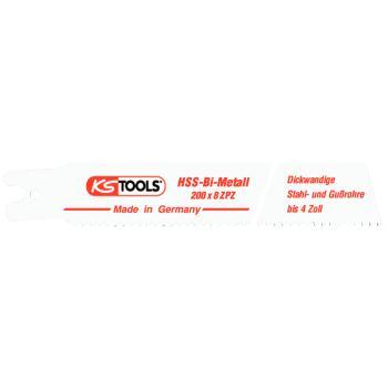 Säbelsägeblatt Rems, HSS-Bi-Metall, 200mm, 3,2mm 1