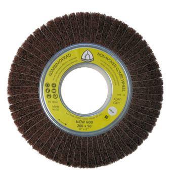 Vlies-Schleifmop NCW 600, Abm.: 200x50 Korn: 100, medium