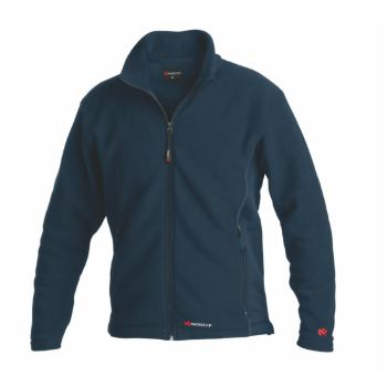 Fleecejacke navy Gr. M