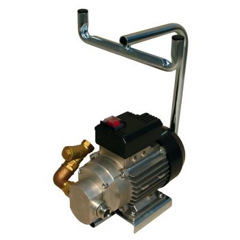 Elektro-Zahnradpumpen-Aggregat AEP 100 für Altöl m