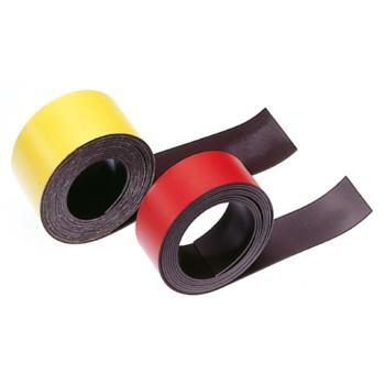 Magnetband 10000 x 30 x 0,9 mm weiß