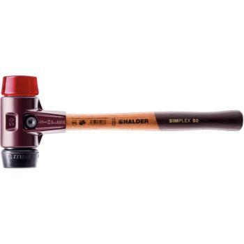Schonhammer SIMPLEX 60 mm Kopfdurchm.Gummikomp./P