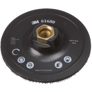 DH-AC Stützteller Durchmesser 125 mm mit Zentrier