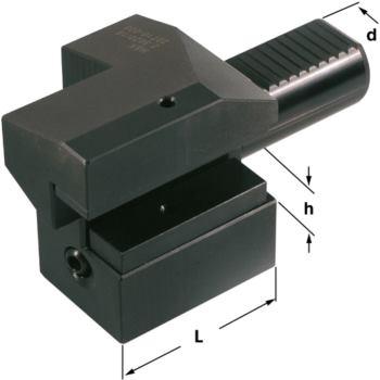 Axialhalter DIN 69880 Schaft 40 mm Größe 20/25
