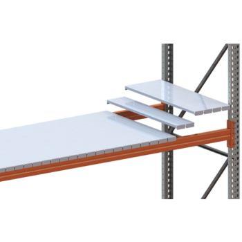 Stahlpaneelboden für Palettenregale Stahlpane