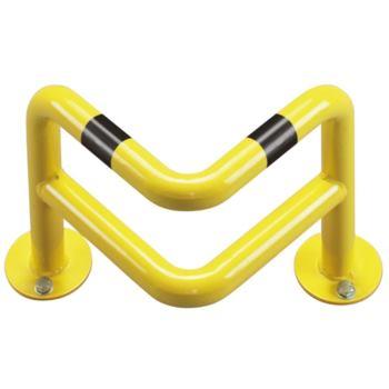 Rammschutz-Bügel 90 Gr.Indoor 1200x600mm Rohrdurch