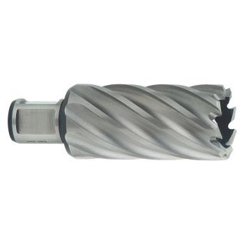 """HSS-Kernbohrer 24x55 mm, Weldonschaft 19 mm (3/4"""")"""