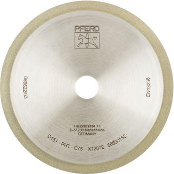 Diamant-Schleifwerkzeug 1A1R 150-1-7-20 D151 PHT C75