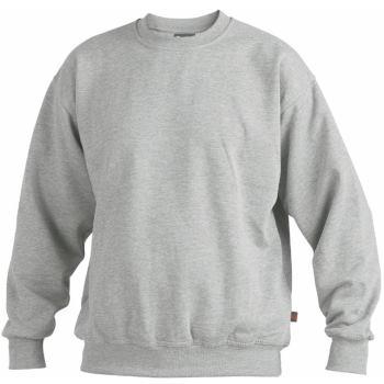 Sweatshirt grau-melange Gr. 5XL