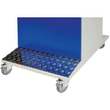 Computerschrank fahrbar 1850x550x750 mm, 3 Fach