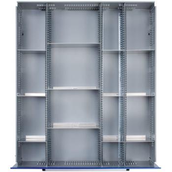 Einrichtungsmaterial für Schubladenhöhe 180 mm