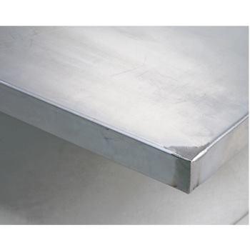 Zinkblechbelagplatte (ZBP) 1500x700x50 mm ZBP