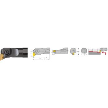 Bohrstange negativ S32U-CKUN L 16