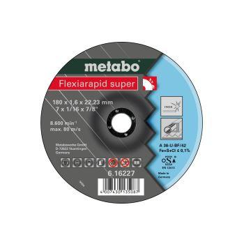 Flexiarapid super 180x1,6x22,23 Inox, Trennscheibe