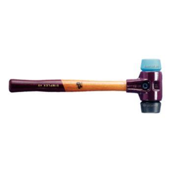 Schonhammer 630g 40mm TPE-soft/Gummi TE-Gehäuse Si