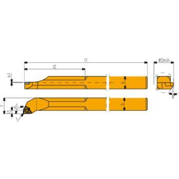 UNISIX Bohrstangen UBN 1-801 FR 38