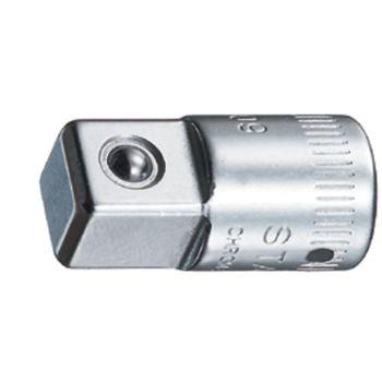 """Adapter Übergangsstück 1/4"""" Zoll zu 3/8"""" Zoll DIN 3123"""