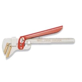Armaturenschlüssel mit Messingbacken
