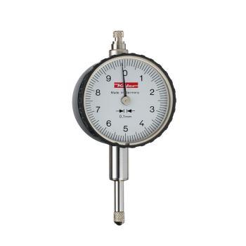 Kleinmessuhr 0,1mm / 10mm / 40mm / ISO 463 - Werksnorm 10146