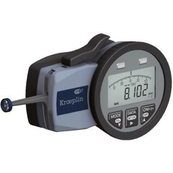 Schnelltaster G107P3 7 14mm 0,01mm Skw. IP67 Innen