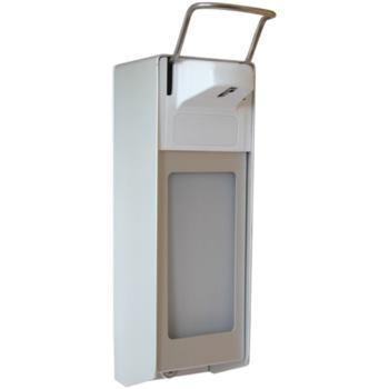PR-Wandspender Aluminium abschließbar für 1-Liter-