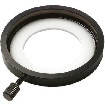 Diffusor Option für SET LED-Ringlicht ohne/mit Seg