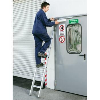 LM-Stufen-Anlegeleiter Leiterlänge 4,70 m 1