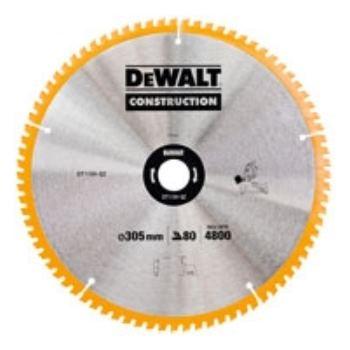 BAU-Handkreissägeblatt - Universeller E DT1157 erschnitte