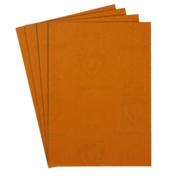 Finishingpapier-Bogen, PL 31 B Abm.: 230x280, Korn: 40