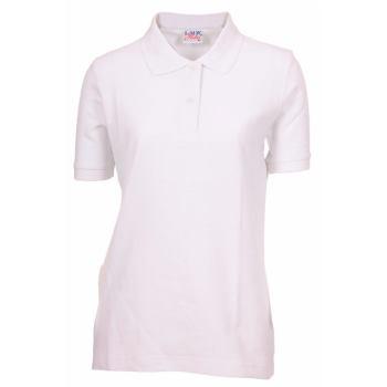 Polo-Shirt Women weiß Gr. XL