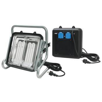 Power Jet-Light 2 x 36 Watt IP54 Strahler 5m H07RN
