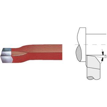 Drehmeißel außen HSSE 10x10 mm abgesetzt