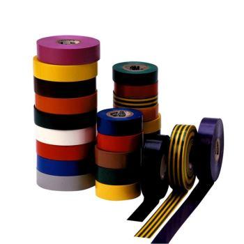 Temflex 1500 PVC -Elektroisolierband, grün/gelb B:15 mm x L:10 m