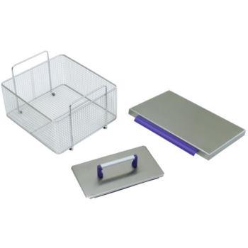 Edelstahl-Standdardeckel für Reinigungsgerät X-tra
