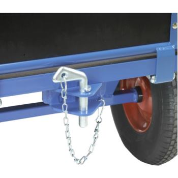 Kupplung hinten Mehrpreis Handpritschenwagen