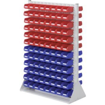 Ständer-Systemeinheit doppels.Mod.43 1450x1000x430
