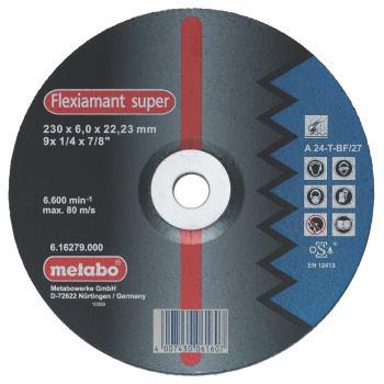 Flexiamant super 180x6,0x22,23 Stahl, Schruppschei