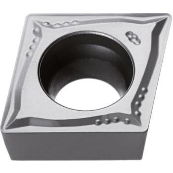 Hartmetall-Wendeschneidplatte CCMT 060202-FU OHC7