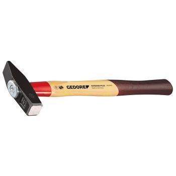 Schlosserhammer 0,200 kg ROTBAND-PLUS Hickory