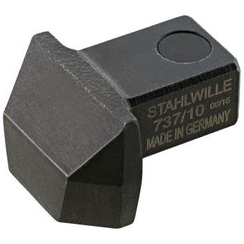 Anschweiß-Einsteckwerkzeug 9 x 12 mm Vierkant