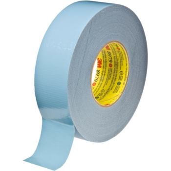 8979 Premium-Gewebeband, Farbe blau-grau B:48 mm x L:54,8 m