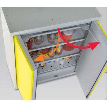 Sicherheitsschrank Modell CLASSIC ONE XL H x B x T