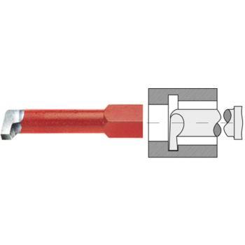Drehmeißel innen HSSE 16x16 mm Hackendrehmeißel