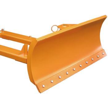 Schneeschieber Schildbreite 2400 mm, mit Stahlschü