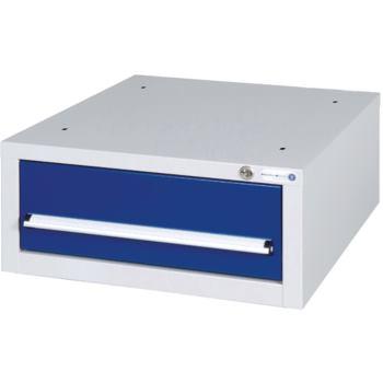 1 Schublade, Gesamthöhe 260 mm Teilauszug Tragfähi