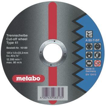 Flexiamant super 115x1,0x22,23 Stahl, Trennscheibe